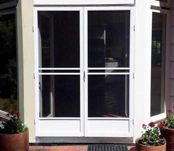 Gallery Of Custom Screen Doors Custom Window Screens