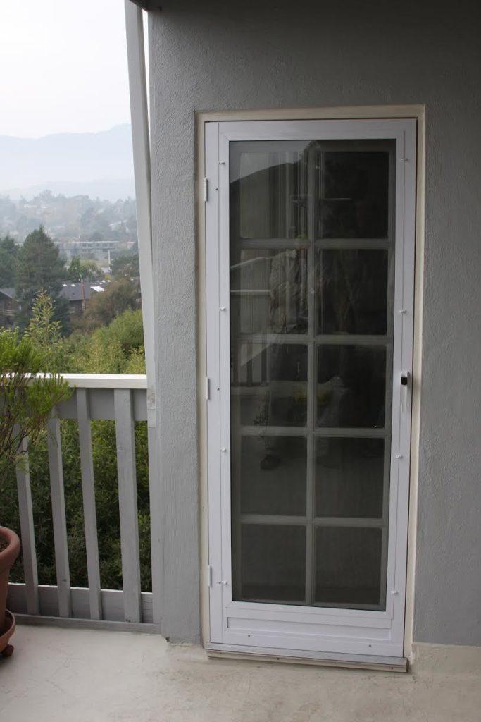 Wesco 80 Storm Door