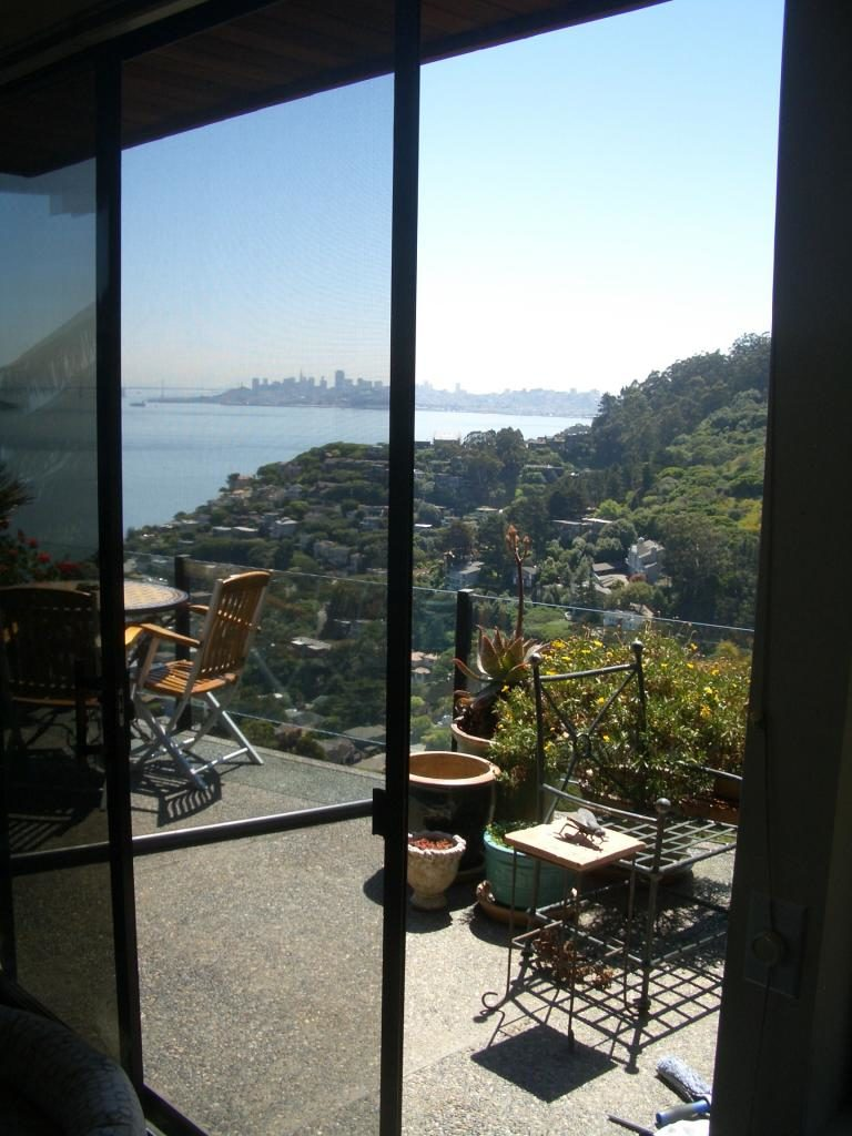 Sliding Screen: Sausalito