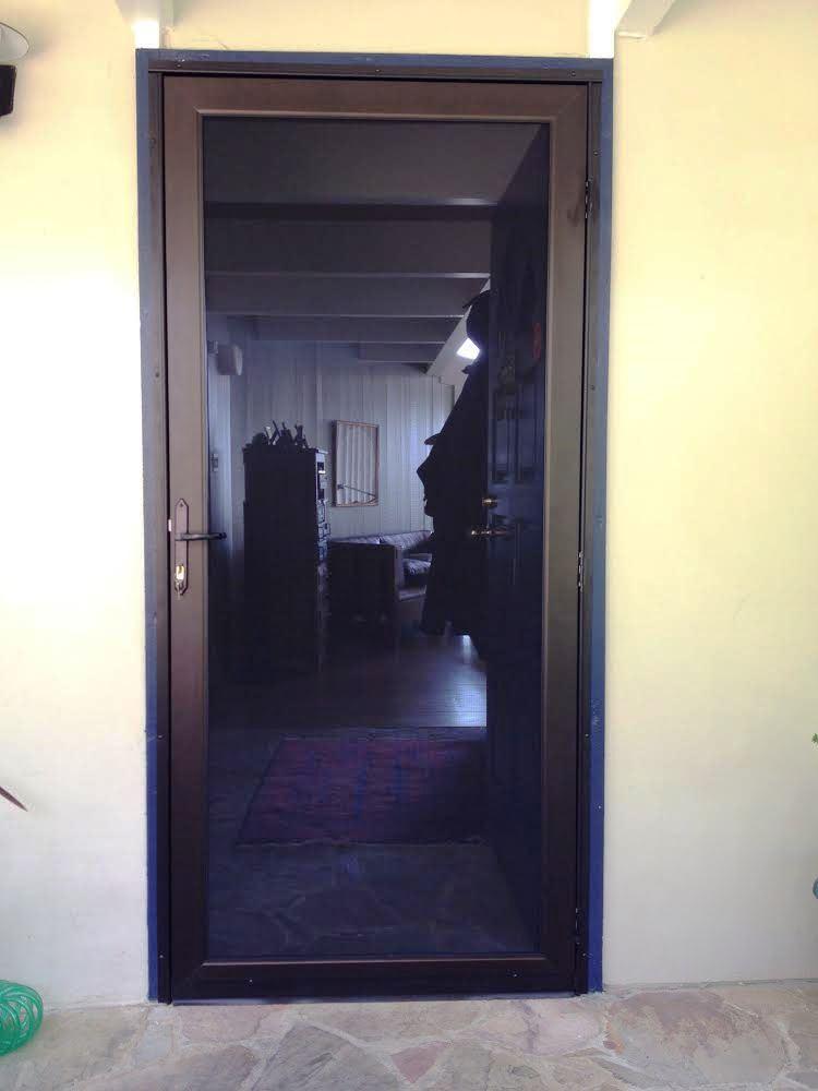 Tru-View Security Door